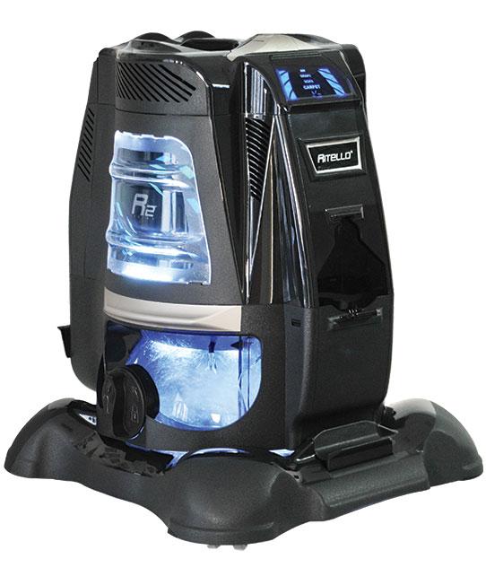 Ritello R2: il migliore sistema di pulizia ad acqua per allergici