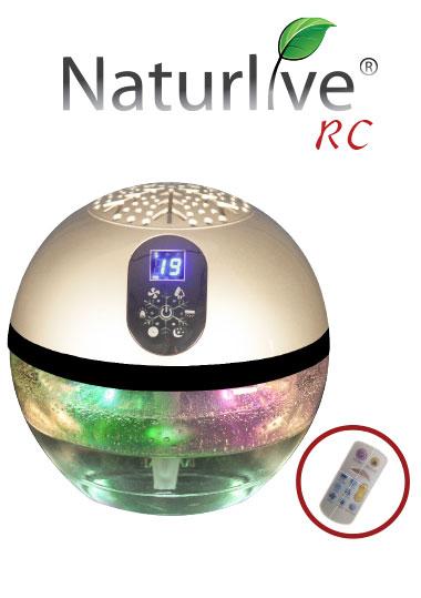 Il naturlive RC: con tastiera digitale e telecomando